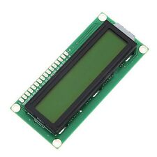1602 16x2 HD44780 Character LCD Display Module LCM Yellow backlightT