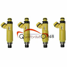 4 Pieces Fuel Injector Nozzle 195500-4450 For Mazda RX-8 1.3L Engine 04-09
