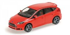 Ford Focus St 2011 Red 1:43 Model MINICHAMPS