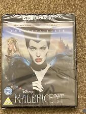 Maleficent 4K Ultra HD Blu Ray Disney