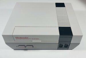 Nintendo NES Original 1985 Console System Only *RARE LOW SERIAL NUMBER N0001944*