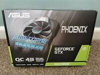 ASUS Phoenix GeForce GTX 1650 Super OC 4GB GDDR6 Graphics Card