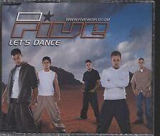 Five - Lets Dance CD single (VGC)
