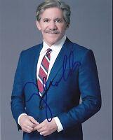 GERALDO RIVERA SIGNED 8X10 PHOTO AUTHENTIC AUTOGRAPH FOX NEWS THE APPRENTICE COA