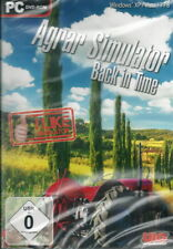 PC DVD-ROM + Agrar Simulator + Back in Time + Oldtimer + Landwirtschaft +  Win 8