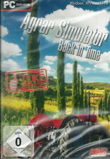 PC DVD-ROM + agro simulatore + back in time + Oldtimer + agricoltura + Win 8