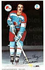 1972-73 Quebec Nordiques Postcards #9 Jean-Guy Gendron
