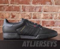 Adidas Yeezy Powerphase Calabasas Core Black Kanye West CG6420 Size 4-14