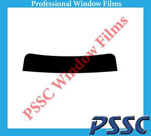 Daihatsu Charade 5 Door 2011 Pre Cut Car Auto Window Tint Film 5% SunStrip