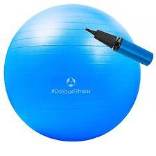 Gymnastikball (antiburst) Durchmesser 55 / 65 / 75 / 85 cm Sitzball Fitnessball