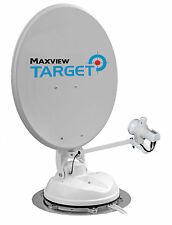 Maxview Target MXL017/85TWIN Fully Auto Satellite Dish 85cm Twin LNB Caravans