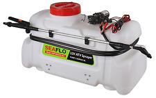 SEAFLO ATV Electric Spot Sprayer - 13 Gallon, 12 Volt, 80 PSI, 1.0 GPM