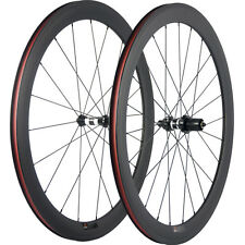 700C Carbon Road Cycling Wheelset 50mm Clincher Basalt Brake Wheels DT Swiss hub