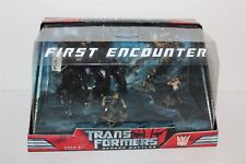 Transformers Screen Battles First Encounter Hasbro Brand New 2007 Action Figure