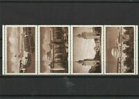 San Pacific Exposition 1915 Mint Never Hinged Stamps Strip ref 22577