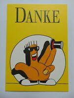 BRD DIN A5 Sonderkarte Erinnerungsblatt Neue Postleitzahlen 1993 Mi 1659 SST