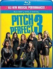 Pitch Perfect 3 (Blu-Ray / DVD) NEW