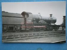 PHOTO GWR BULLDOG CLASS LOCO NO 3448 'KINGFISHER' AT SWINDON MPD 1931