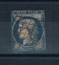 B2899 - FRANCE - Timbre N° 4 Oblitéré