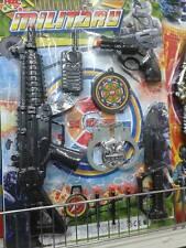 mitra pistola radio polizia militare kit gioco di qualità giocattolo toy
