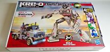 NEW SEALED Kreo KREO 30688 Transformers Megatron Building Set w/Shockwave Kreon
