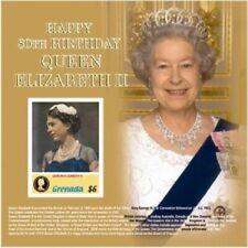Grenada - 2006 - 80th Birthday Queen Elizabeth II - Souvenir Sheet - MNH