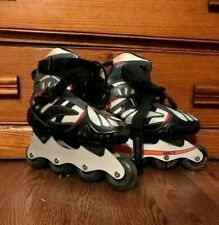 Mongoose In-line Roller Blades Abec-5 Women's Size 7 Pre-Owned