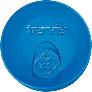 Tervis Tumbler Travel Lid 16 oz Blue - 1025767 Replacement Top Hot & Cold Drinks