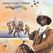 "Johnny ""Guitar"" Watson and the Family Clone 2005 (Audio CD)"