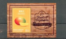 Grenadines Grenada 2014 MNH Fruits & Vegetables 1v S/S I Mango