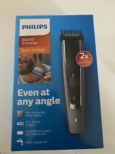 Philips Series 5000 Beard and Stubble Trimmer/Hair Clipper (0.4 mm - 20 mm) with