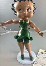 "12"" Antique American Composition & Wood Betty Boop Doll! Rare! 17744"