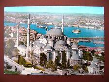 TÜRKIYE  TURKIJE TURKEY TURQUIE  ISTANBUL  1989 (alw32)