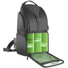 Maletines, bolsas y fundas mochila de nailon para cámaras de vídeo y fotográficas