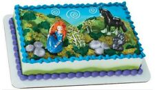 Brave Merida movie figurine cake decoration Decoset cake topper set toys