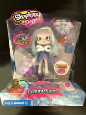 NEW Shopkins Shoppies SPECIAL EDITION Gemma Stone Doll Exclusive RETAIL