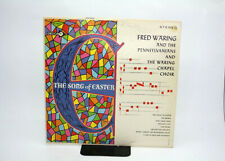 FRED WARING The Song Of Easter (1964) LP Pre-Owned