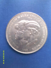 Charles & Diana Crown Coin. 1981.