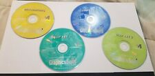 Micrografx Graphics Suite 2 1996- 4 Cds Win 95-Mint Condition, never installed