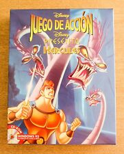 HERCULES - PC ESPAÑA - CAJA GRANDE DE CARTON - DISNEY JUEGO DE ACCION