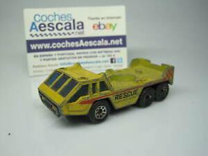 1/64 Matchbox USADO USED REF 161 transporter vehicle 1/150 1985 cochesaescala