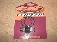 FMF Exhaust O-rings + Pipe Springs Suzuki RM125 RM 125 1997-2007 98 99 00 01 02