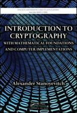 Introduction to Cryptography with Mathematical Foundations and Computer...