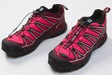 Women's Salomon X Ultra Low 2 WP Waterproof GTX Gore-Tex Trail Shoes Size US 10