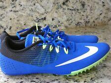 Nike Rival S Sprint Blue/Black Men's track & field Size 12 USA 806554-413