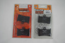 Galfer Semi-Metallic / Organic Front Brake Pads, 2 SETS, FD178G1054 YAMAHA G1054
