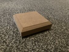 MDF Newel Cap, Fence Post, Decking, Stair Parts