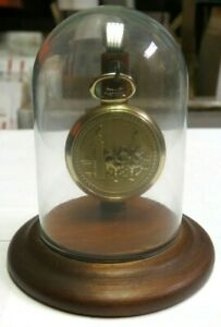Girard Perregaux Anhieser Busch RGP Pocket Watch with Glass Case