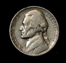 1938-P Jefferson Nickel Circulated Free Shipping!