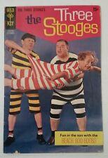 THE THREE STOOGES # 44 - GOLD KEY COMICS - SEPTEMBER 1969